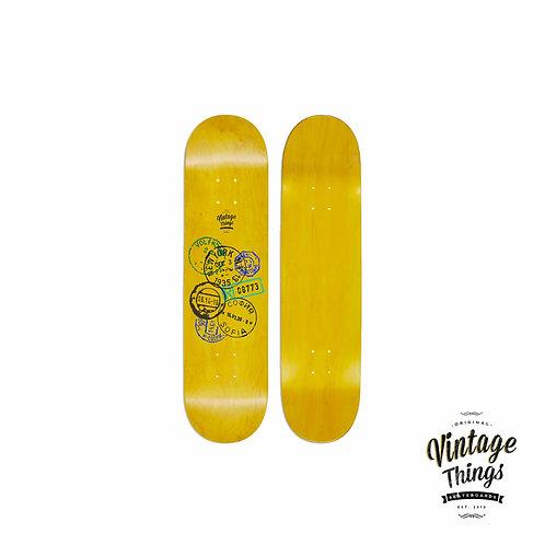 Stamps - Skateboard