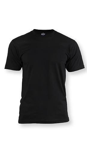 Classic T-Shirt - Black - Blank - Custom