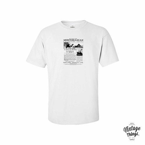 Mediterranea Journey - T-Shirt