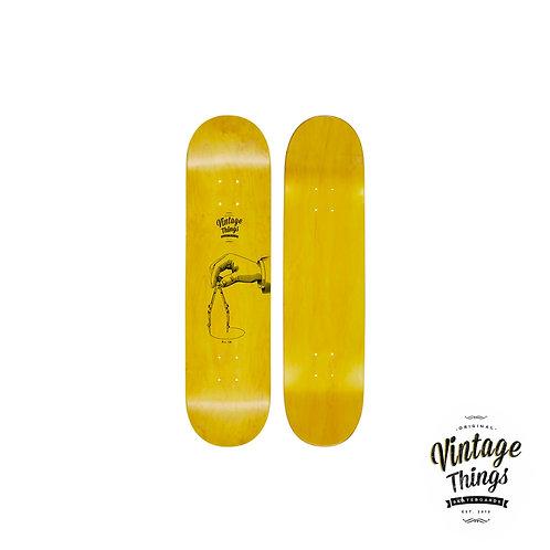 Compass Hand - Skateboard