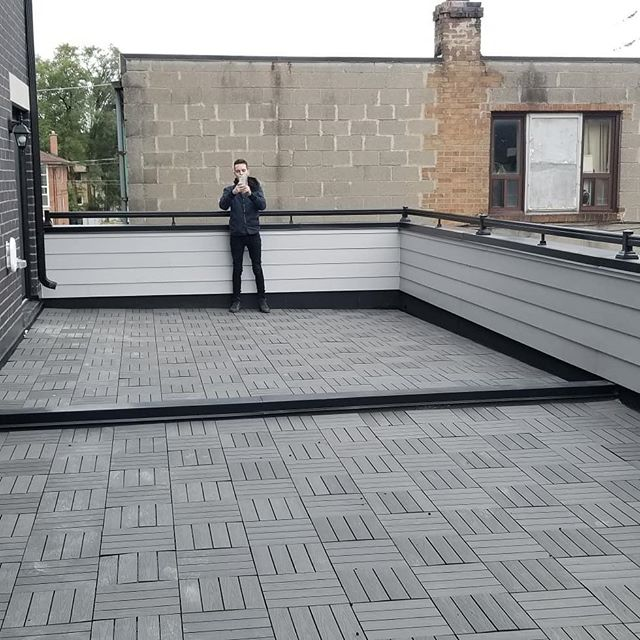 Composite Deck Flooring Exteriors