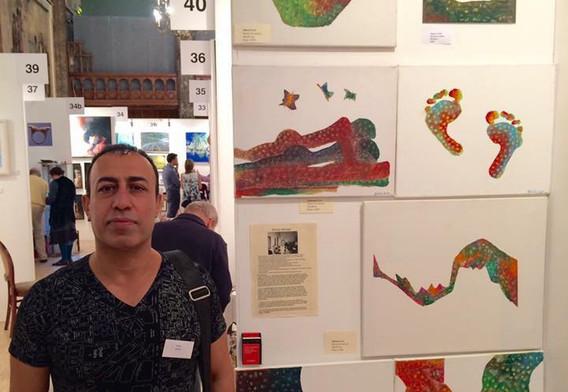 art show at Chelsea , London
