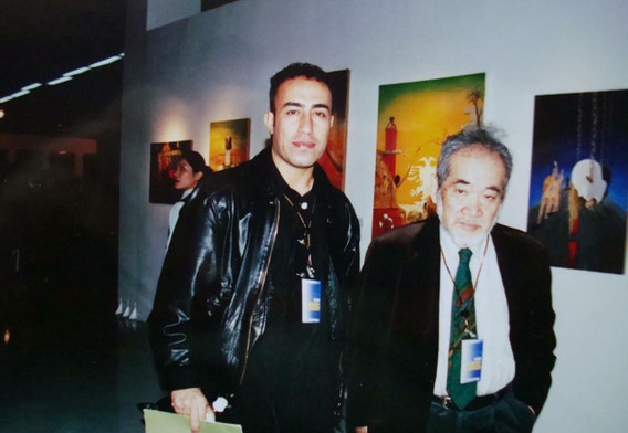 JAALA beinalle at Tokyo Metropolitan art museum
