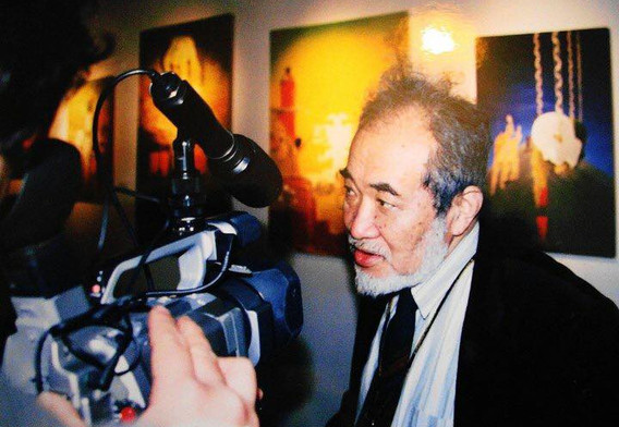 Harui Ichiro, Japan art critics assosiation chair man