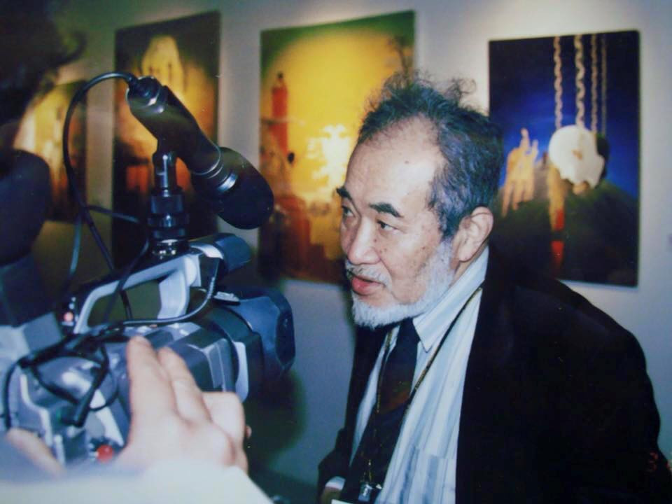 Harui Ichiro, talks about Simko's works