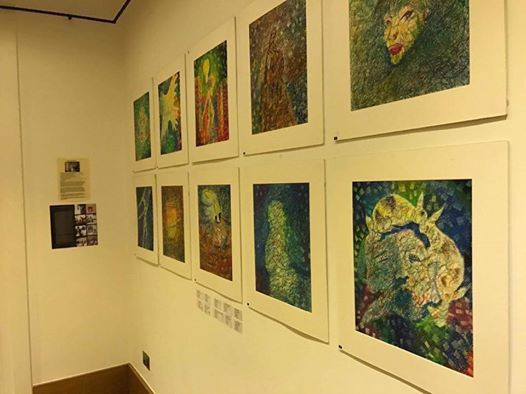 art show , London