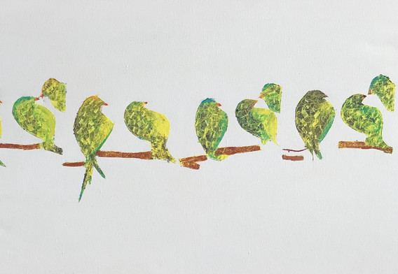 sparrows of paradise