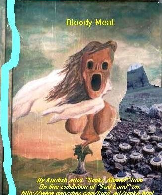 Bloody meal, 1993