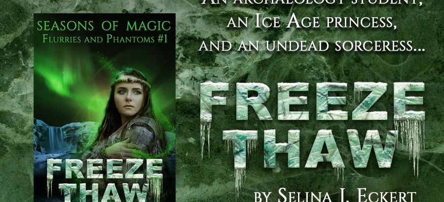Cover Reveal: Freeze Thaw