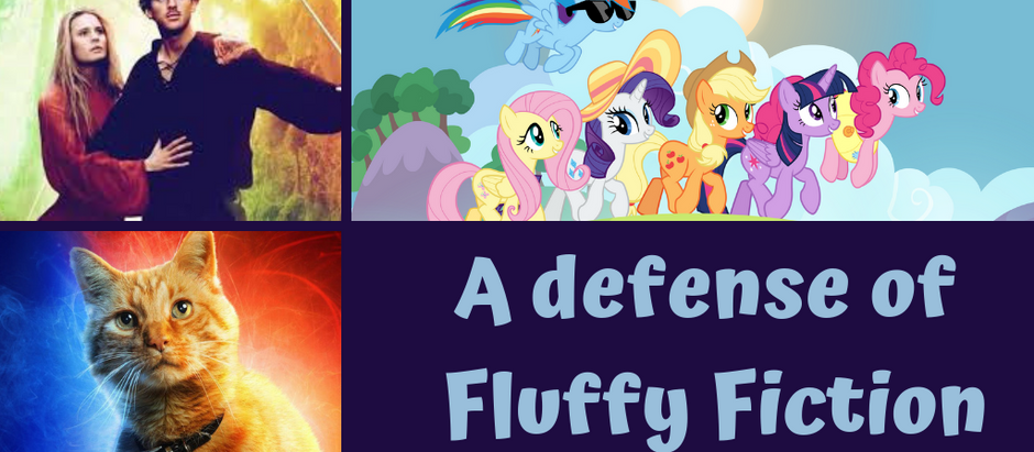 A Defense of Fluffy Fiction