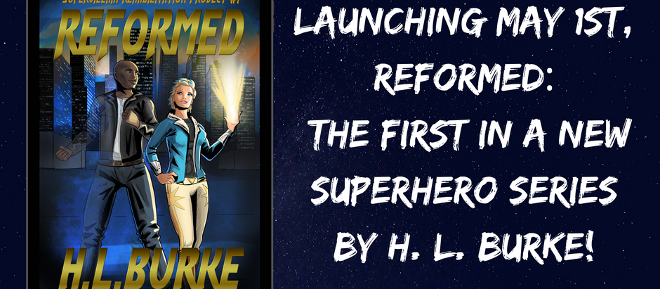 REFORMED! Super Pre-Order and ARC opportunity!