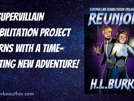 Reunion is HERE!
