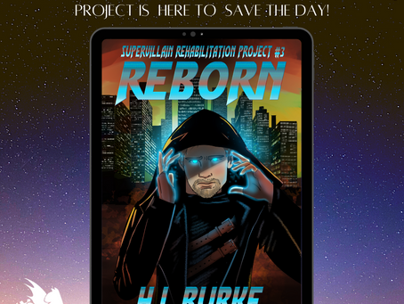 Reborn Cover Reveal (and sale!)