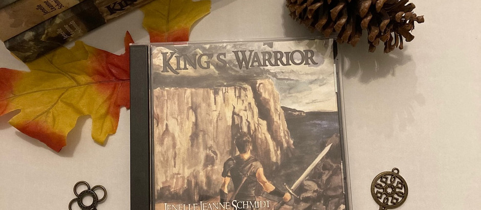 Audiobook Feature: King's Warrior