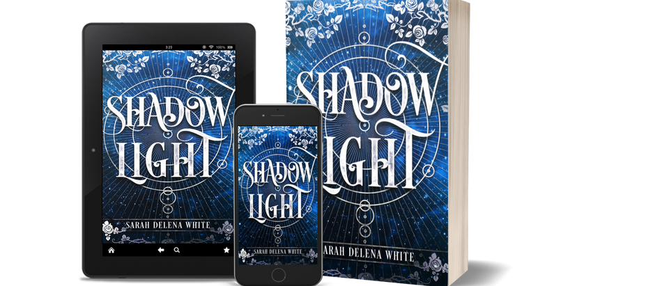 Shadow Light Cover Reveal