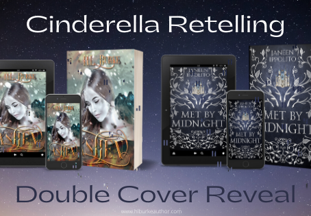 Ashen AND Met by Midnight: Double Cover Reveal.