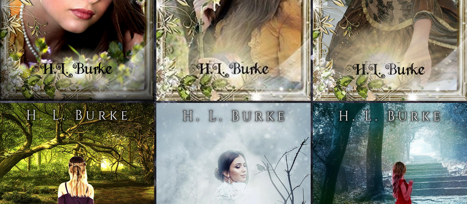 New Covers: The Green Princess Trilogy