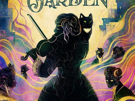 Cover Reveal: Fae of Castle Garden