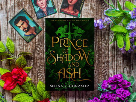 Cover Reveal: Prince of Shadow and Ash