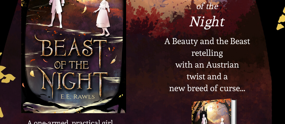 Beast of the Night: Blog Tour