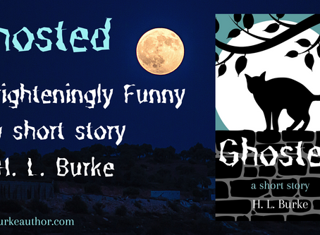 Ghosted: Get a Free Short Story!