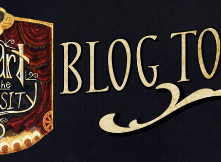 Heart of the Curiosity Blog Tour!
