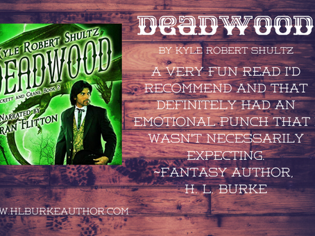 Audiobook Review: Deadwood
