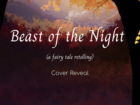 Beast of the Night: Cover Reveal