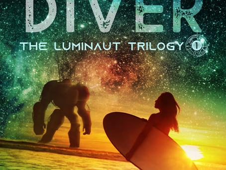Cover Reveal: World Diver