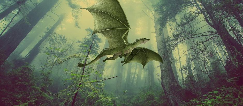 Why so many good dragons?