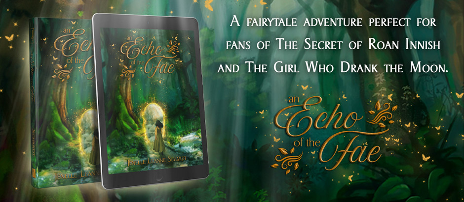Cover Reveal: An Echo of the Fae