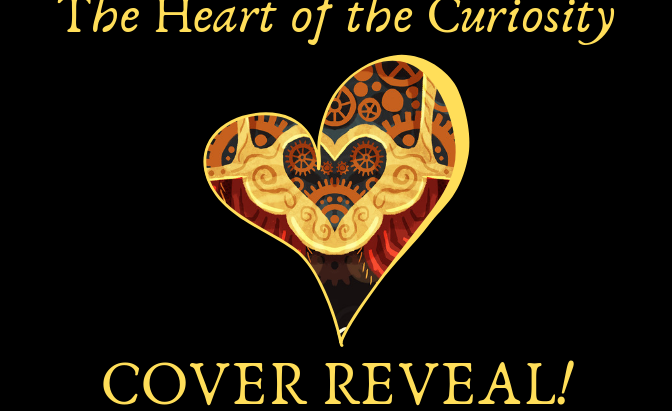 Sign up for the Heart of the Curiosity Cover Reveal