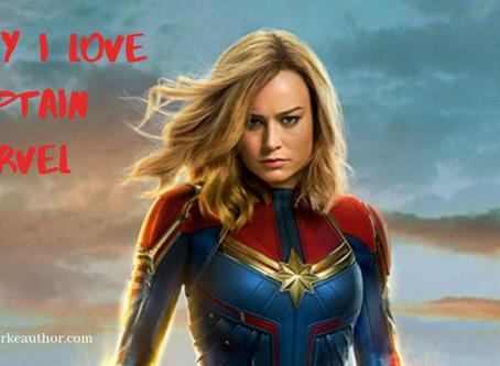 Why I Love Captain Marvel