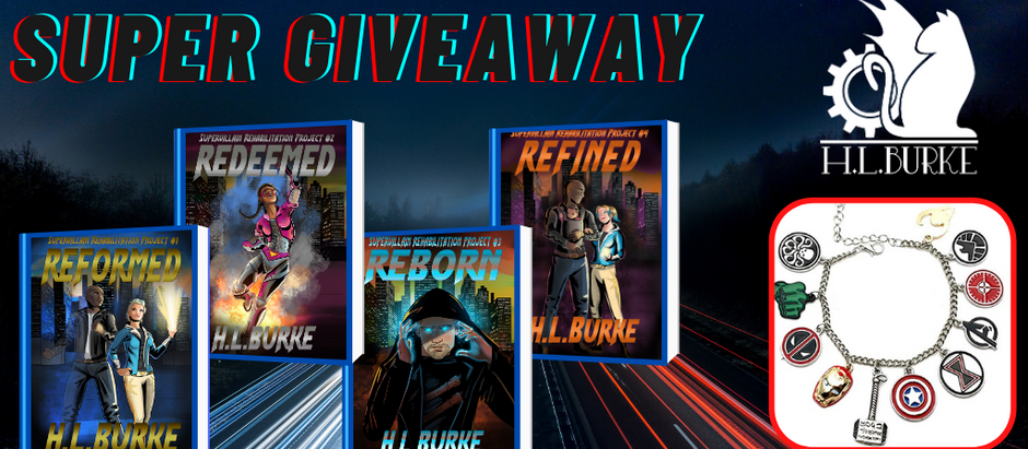 Refined Launch Week GIVEAWAY!
