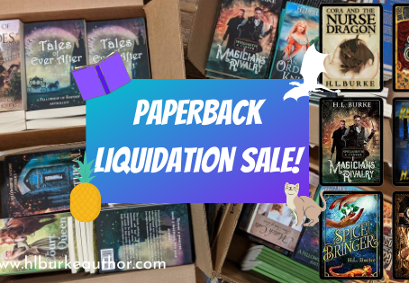 Paperback Flash Sale!