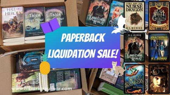 Paperback Flash Sale!