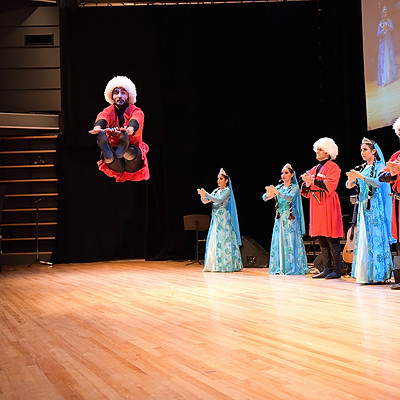 Azeri Concert- Montreal, QC