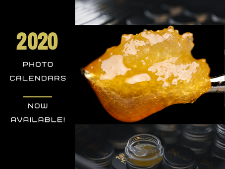 Limited Edition 2020 Photo Calendars