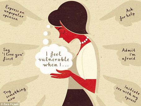 The Necessity of Vulnerability