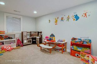 The Wentworth playroom after