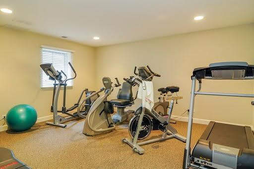 The Scottsdale - Exercise Room