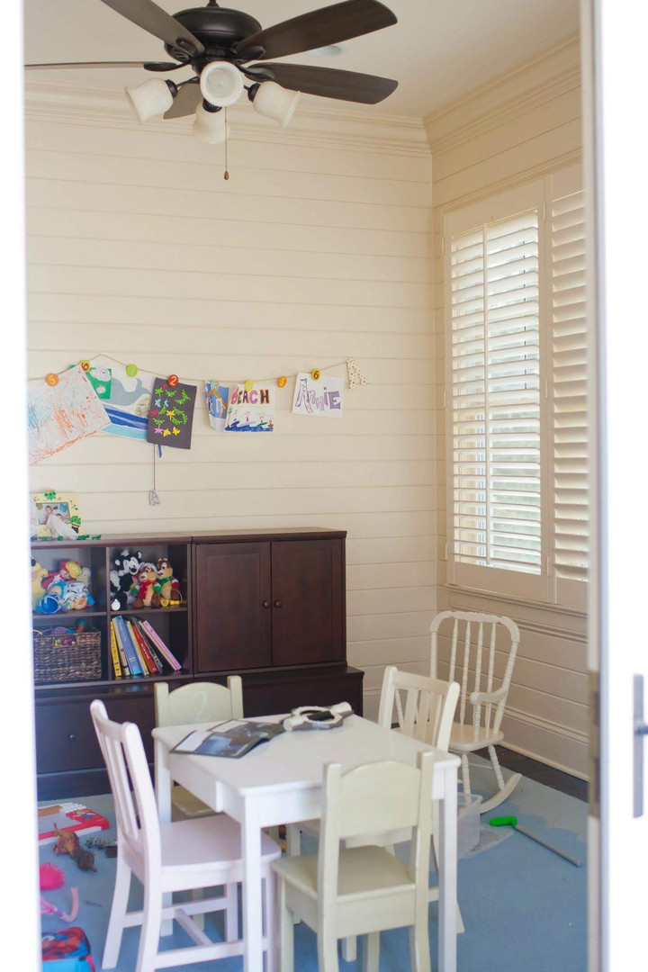 Maison duChene - Playroom
