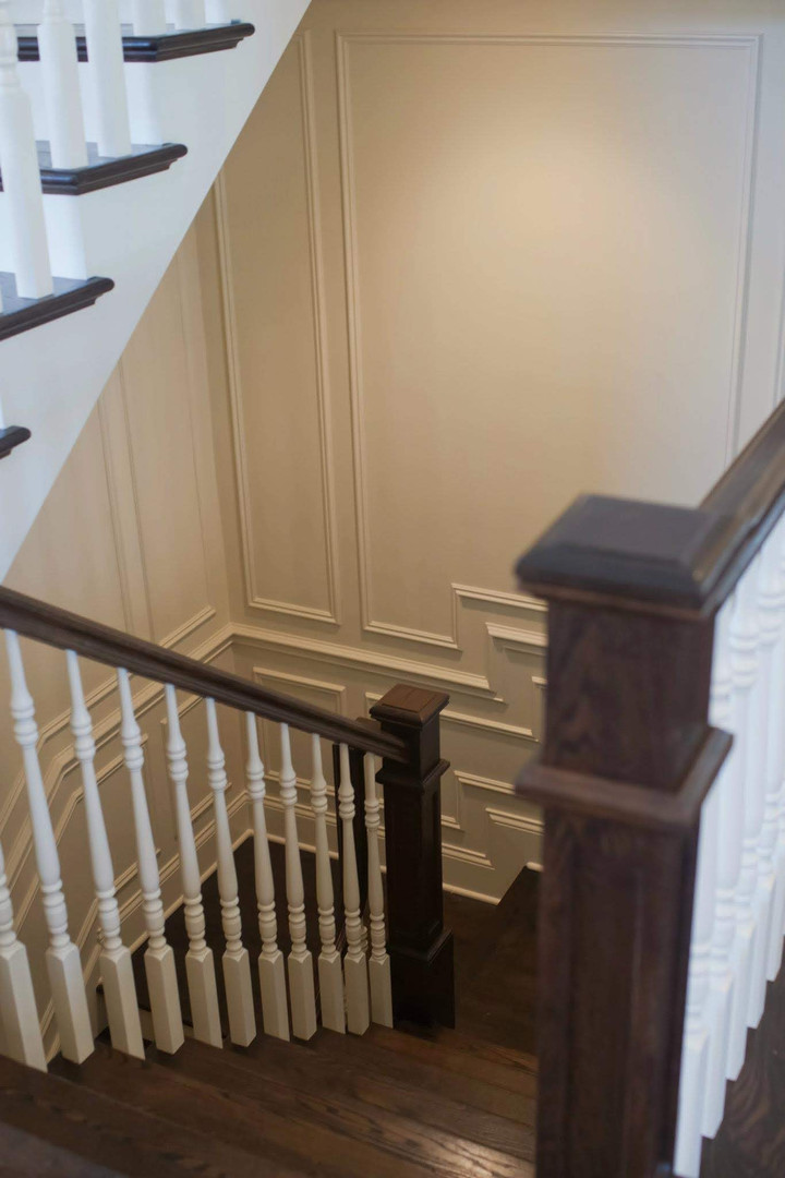 Maison duChene - Stairs