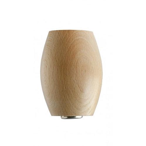 Piede Olive H. 9 cm.