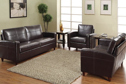 Eco Leather Seating Series
