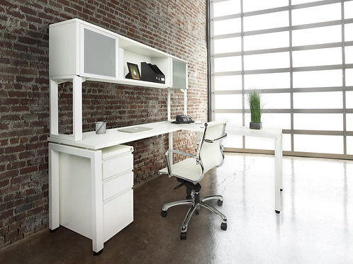 Elements L-Shape Desk
