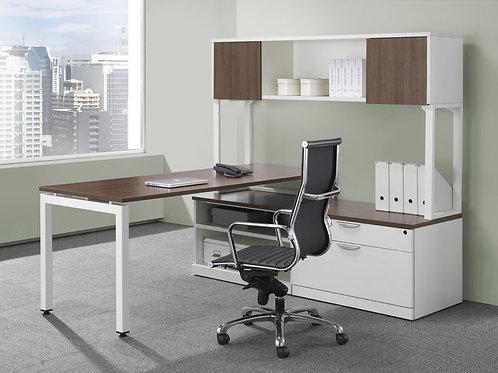 Elements L-Shape Desk