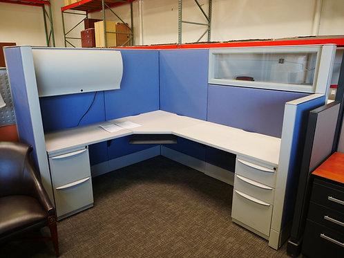 Haworth Premise Workstations - 6x7