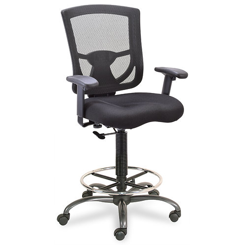 CoolMesh Pro Drafting Stool