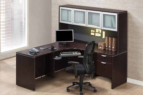 Classic L-Shape Corner Desk